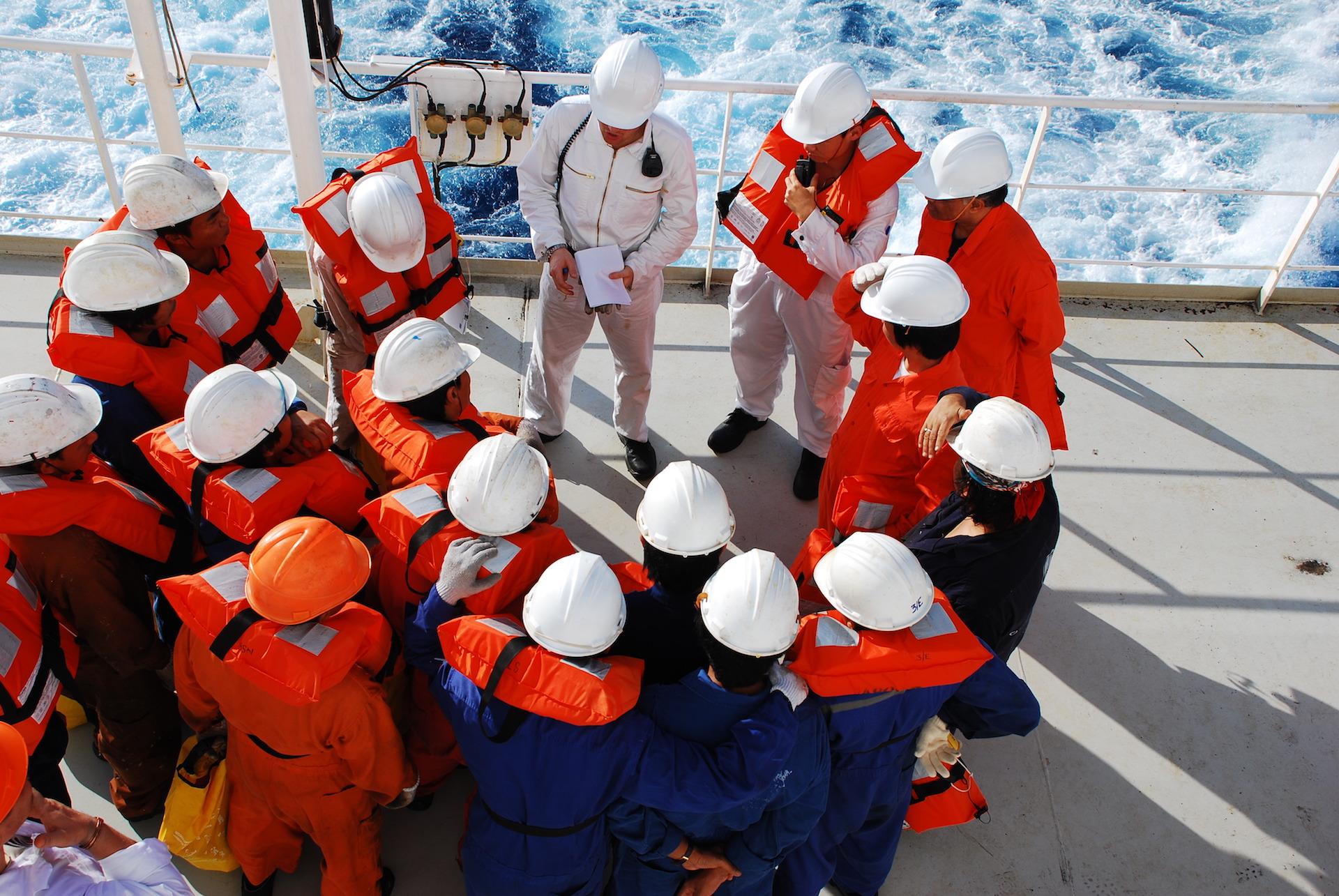 Crew-Management