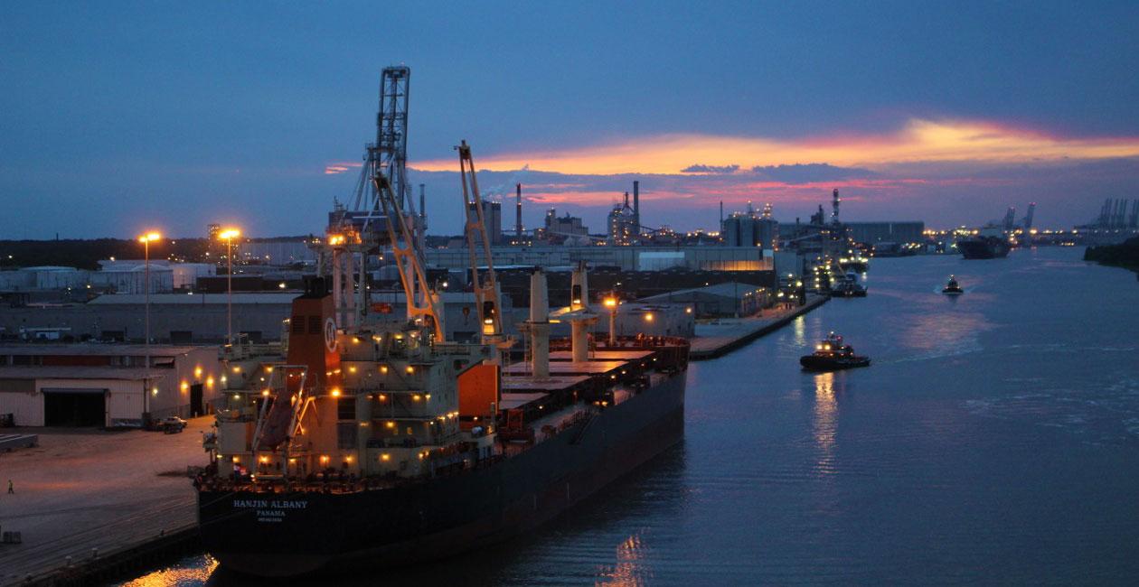 GPA-Ocean-Terminal-Hanjin-Albany-Break-Bulk-Ship-1